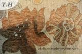 新しい花のシュニールのソファーファブリックジャカードソファーの布