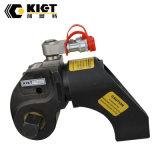 Llave inglesa de torque hidráulica de acero del mecanismo impulsor cuadrado del diseño compacto