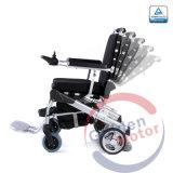 E-trône Poids léger pliage de fauteuil roulant électrique d'alimentation Portable E