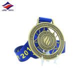 Longzhiyu 12anos fabricante cobre antigo personalizado Medalha Cruz de Ferro