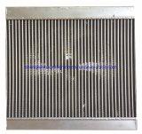 Aletas do Radiador do tubo de alumínio/água quente ou água gelada do tubo de refrigeração do permutador de calor