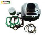 Piezas del motor ww-9101 del motor de la motocicleta parte, Cilindro Set