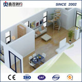 تضمينيّة منزل [فلتبك] وعاء صندوق منزل منزل مع غرفة حمّام ومطبخ (وعاء صندوق منزل)