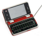 Two Screen Qwerty Keyboard Mobile Phone T6000