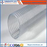 Fil d'acier Anti-Chemical PVC flexible renforcé