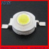 El 30% de descuento de 1W 120-140lm (cálidos, puro, el frío) White LED de alta potencia con RoHS y 2 años de garantía (HH-1PM2CW12T)