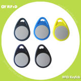 RFID 13.56MHz Nfc S50 S70 Ultralight Desfire Ntag203 Keyfob Key Card Tag