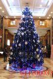 Un gran árbol de navidad artificial Árbol de Navidad decorado (GT1200033)