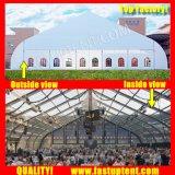 Tenda di alluminio della tenda foranea della curva del PVC per l'ospite di Seater della gente di congresso 2000
