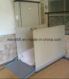El hogar interior/exterior discapacitados elevador de silla de ruedas