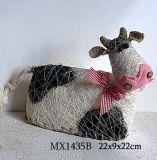 Vaca de decoração (MX1435B)