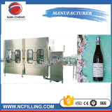 Automatische Azijn & Wijn & Machine van het Flessenvullen van de Alcohol de Vloeibare Bottelende