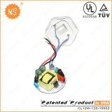 Подгоняйте шарик низкопробного света энергосберегающий СИД алюминиевого сплава E26/E27