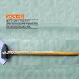 Молоток типа мачюиниста ручки твёрдой древесины H-12 немецкого