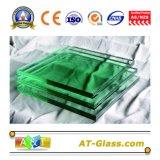박판으로 만들어진 유리 또는 건물 유리 단단하게 한, 깊은 가공 유리