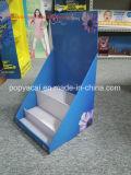 Countertop van het Karton van het Weefsel van Vinda Vertoning met 3 van Cmyk Lagen van de Druk van de Compensatie