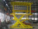 Idraulico Scissor l'elevatore domestico dell'automobile con la doppia piattaforma