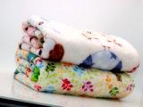 صوف غطاء طبعة حيوانيّ