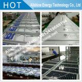 30W 태양 가로등을 점화하는 옥외 정원 램프 제품 LED