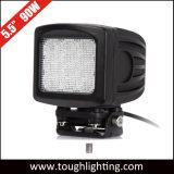 """5.5"""" de alta potencia 90W LED Impermeable IP67 de Plaza de la conducción de las luces de trabajo"""