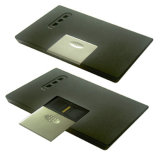 Boîtier de disque dur d'empreintes digitales (Excel-280)