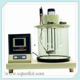 Viscosimetro cinematico dei prodotti petroliferi, tester cinematico manuale di viscosità
