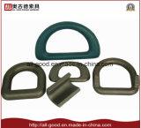 Het monteren van Gesmede D-vormige ringen met Omslagen