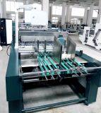 Guichet de empaquetage fait sur commande de PVC de cadre de Papier d'emballage collant la machine (GK-1080T)