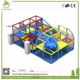 Спортивная площадка горячего коммерчески парка атракционов спортивной площадки крытая для малышей (DLID530)