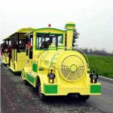 De Kinderen van de Ritten van het Vermaak van de hoogste Kwaliteit parkeren Elektrische Trein