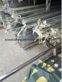 Tubos de la autógena del acero inoxidable Ss201
