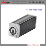 LED Screen 3pin Outdoor Powercon Plug / Socket Connector