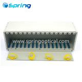 Fibra óptica vazia Módulo Lgx chassi divisor PLC para 16 canais