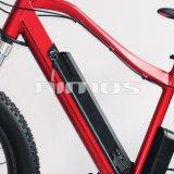 Fetter Gummireifen-elektrisches Fahrrad, elektrischer Mobilitäts-Roller des fetten elektrischen Fahrrad-48V/1000W