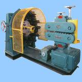 Máquina de trança de arame de dois balcões com dois segmentos para mangueira hidráulica