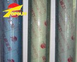 Film plastique mou transparent de PVC