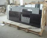 prix d'usine absolument poli de haute qualité pour les comptoirs de granit noir