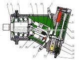 Rexroth hydraulische Kolbenpumpe (A7V)
