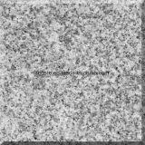 밝은 회색 G603 회색 벽 또는 지면 도와 화강암