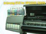 Système d'alimentation d'encre continu pour HP5000/5500