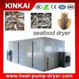 preço de fábrica de transformação de peixe pescado máquina de secagem
