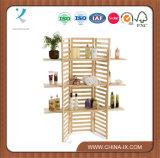 Panneau de pliage en bois à 3 niveaux personnalisé