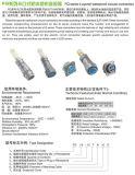 Connecteurs étanches/les bouchons/récipients (baïonnette, circulaire, IP67, FQ14, FQ18, FQ24, FQ30)