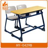 Vector doble moderno del estudiante de los muebles de escuela para la venta