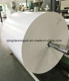 Color blanco marfil Papel recubierto de PE para vaso de papel