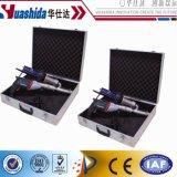 Machine de soudure en plastique Extrudeuse en plastique plastique PE / PP / PVC Extrusion en plastique