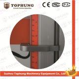 Precio extensible universal usado caucho electrónico de la máquina de prueba del metal