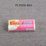 Изготовленный на заказ пластичный мешок упаковки еды PE для упаковки еды