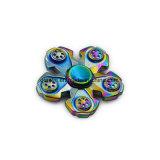 De grappige Kleurrijke Gyroscoop van het Speelgoed van de Vinger Spinnende