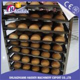 De volledige Automatische Machine van het Baksel van de Bal van het Brood van de Hamburger van Rounder van de Verdeler van het Deeg